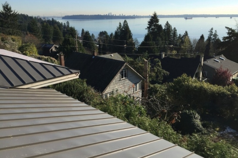 metal roofing west vancouver