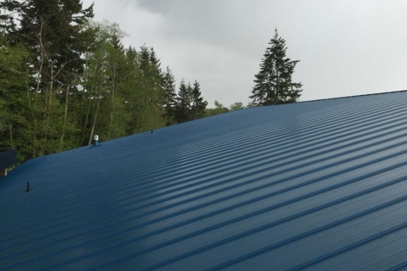 metal roofing greater Vancouver