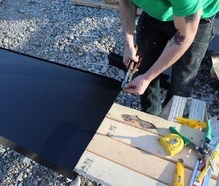 Custom metal roofing services & installation
